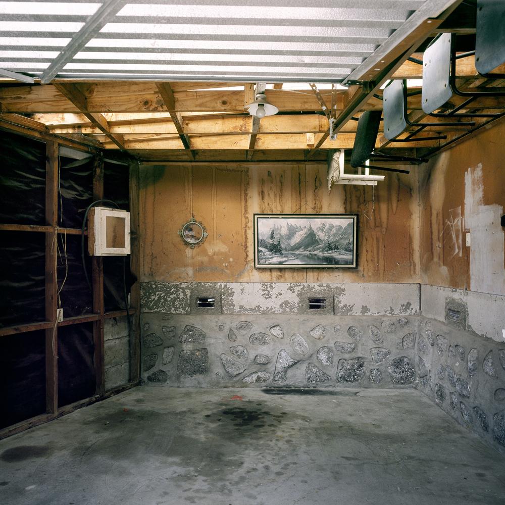 MAGDA BIERNAT,  Inhabited #7,  2008