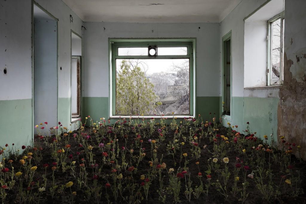 GOHAR DASHTI,  Home No. 10 , 2017