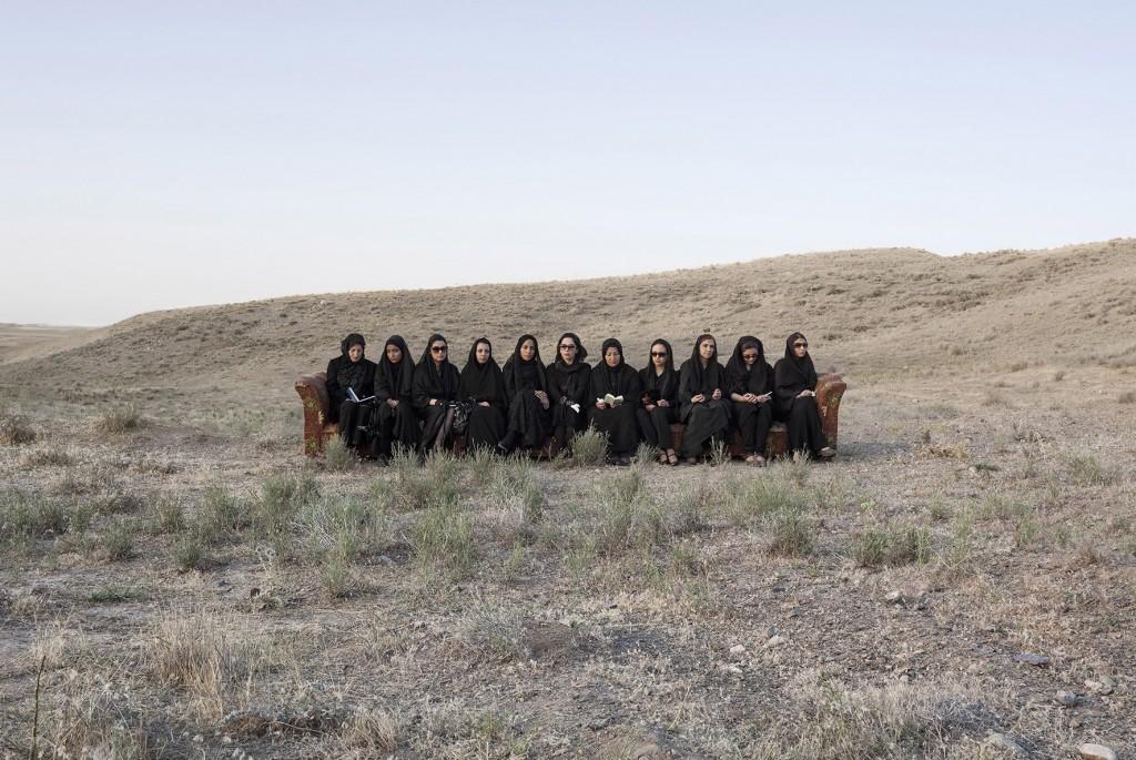 GOHAR DASHTI,  Iran, Untitled No. 6 , 2013