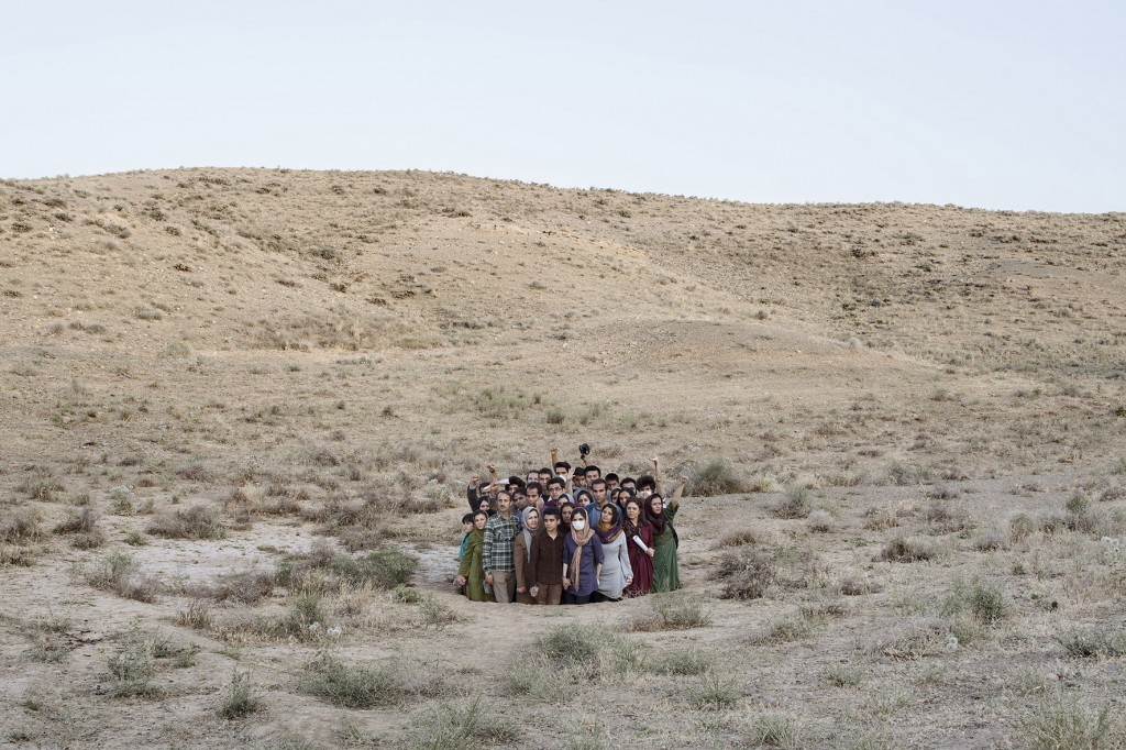 GOHAR DASHTI,  Iran, Untitled No. 8 , 2013
