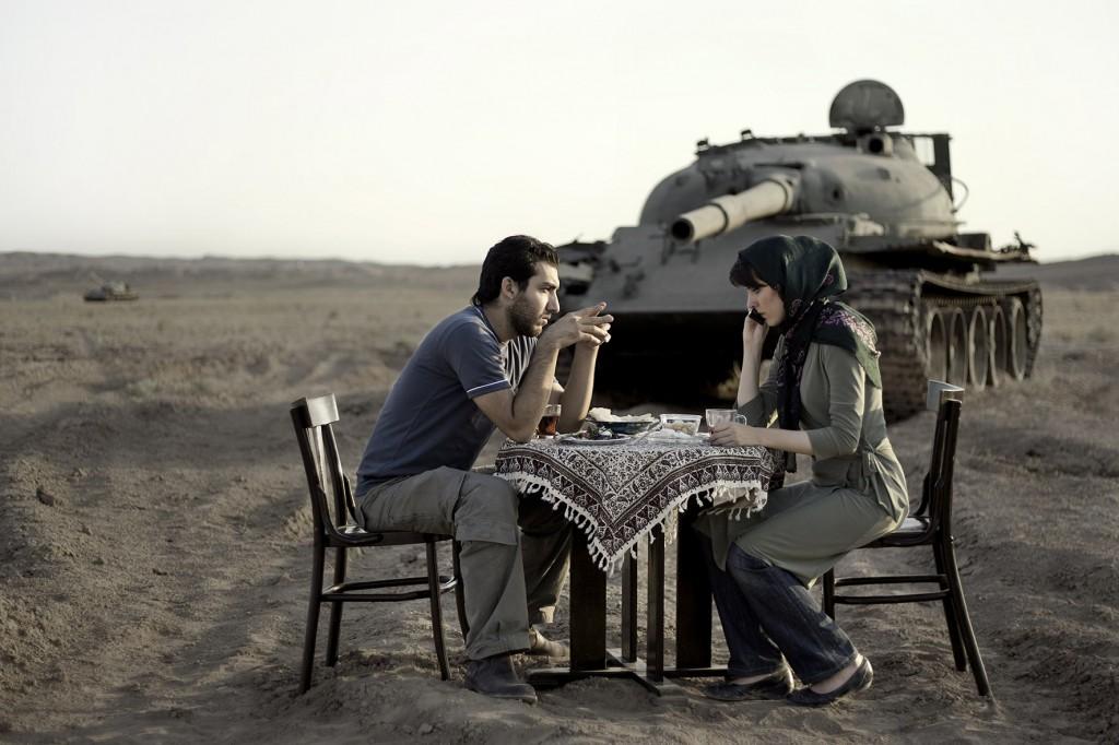 GOHAR DASHTI,  Today's Life and War No. 2 , 2008