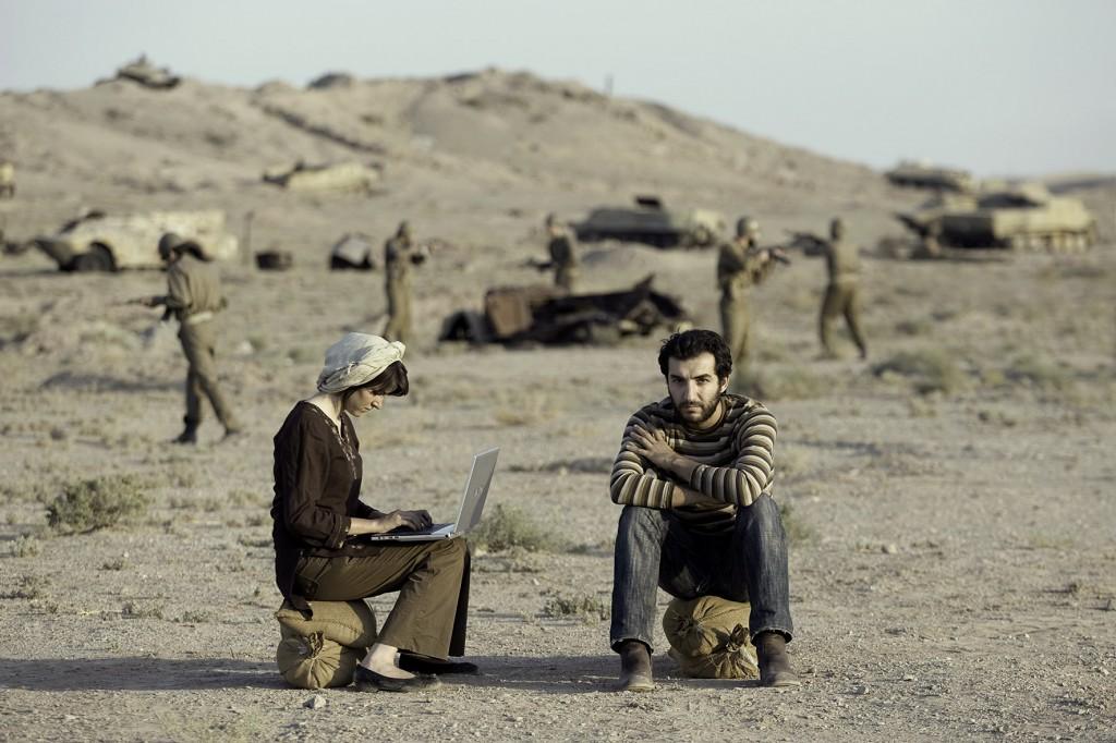 GOHAR DASHTI,  Today's Life and War No. 4 , 2008