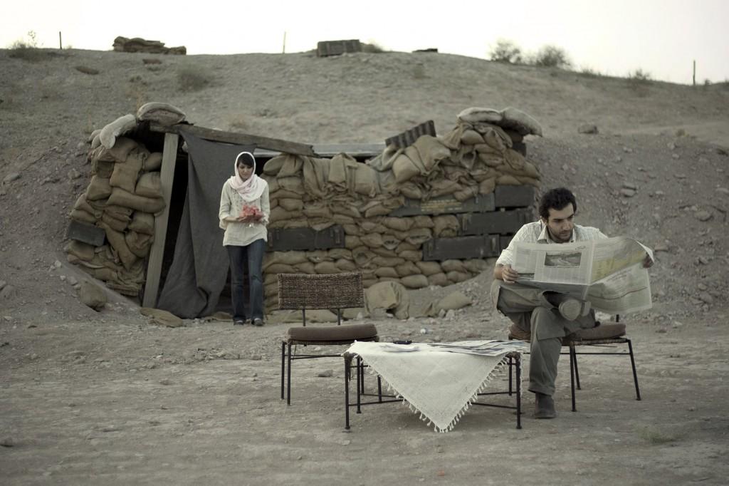 GOHAR DASHTI,  Today's Life and War No. 5 , 2008