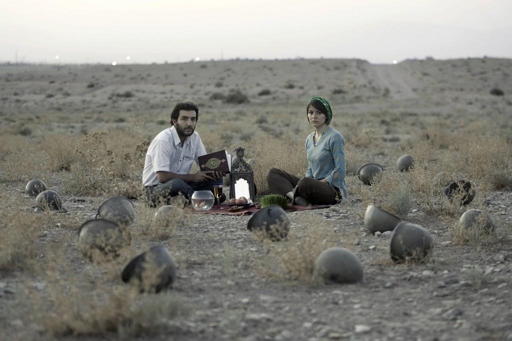 GOHAR DASHTI,  Today's Life and War No. 6 , 2008