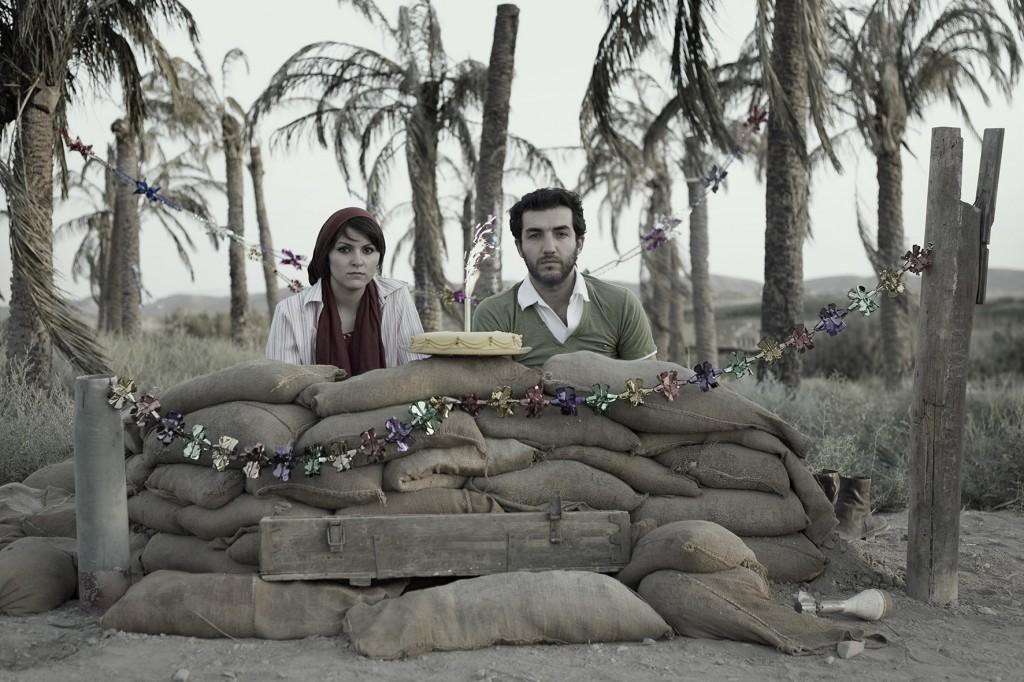 GOHAR DASHTI,  Today's Life and War No. 7 , 2008