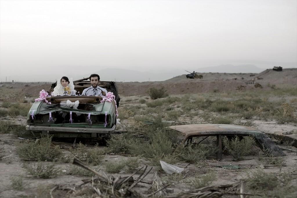 GOHAR DASHTI,  Today's Life and War No. 10 , 2008