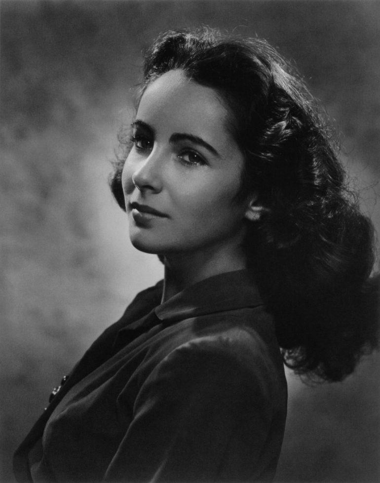 YOUSUF KARSH, Elizabeth Taylor, 1946