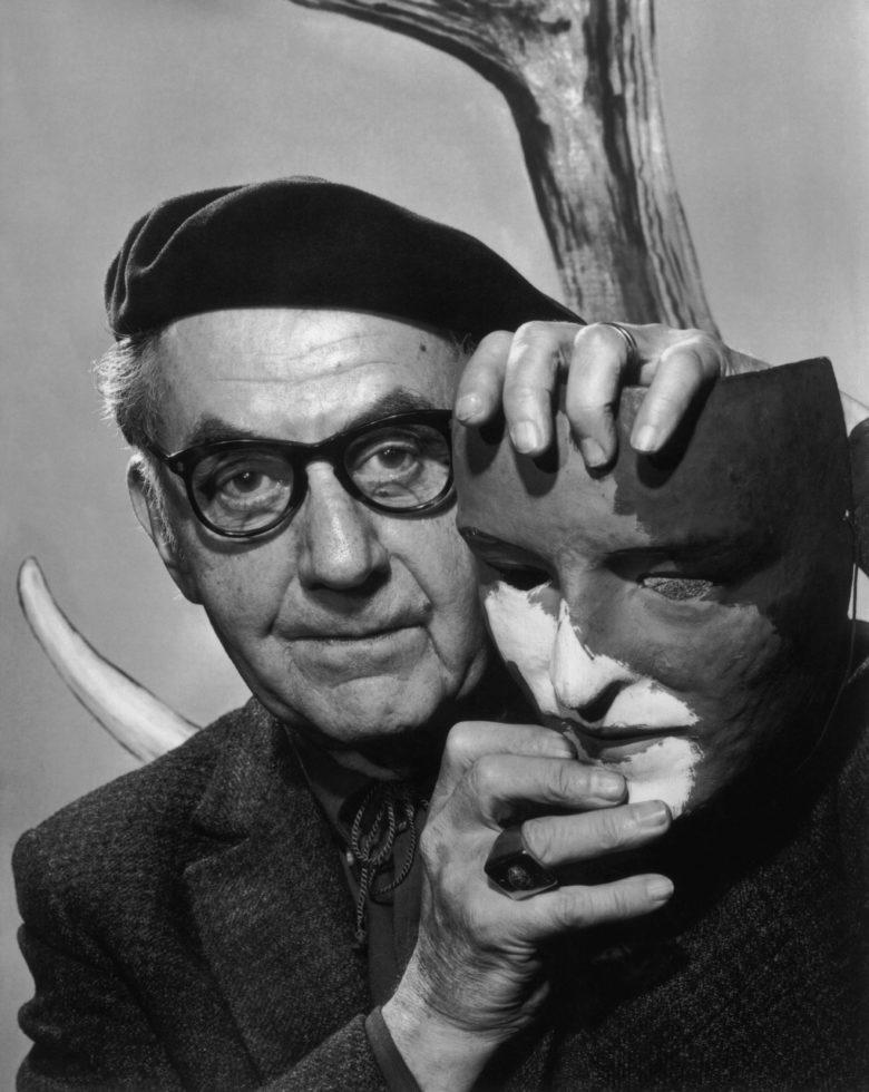 YOUSUF KARSH,  Man Ray,  1965