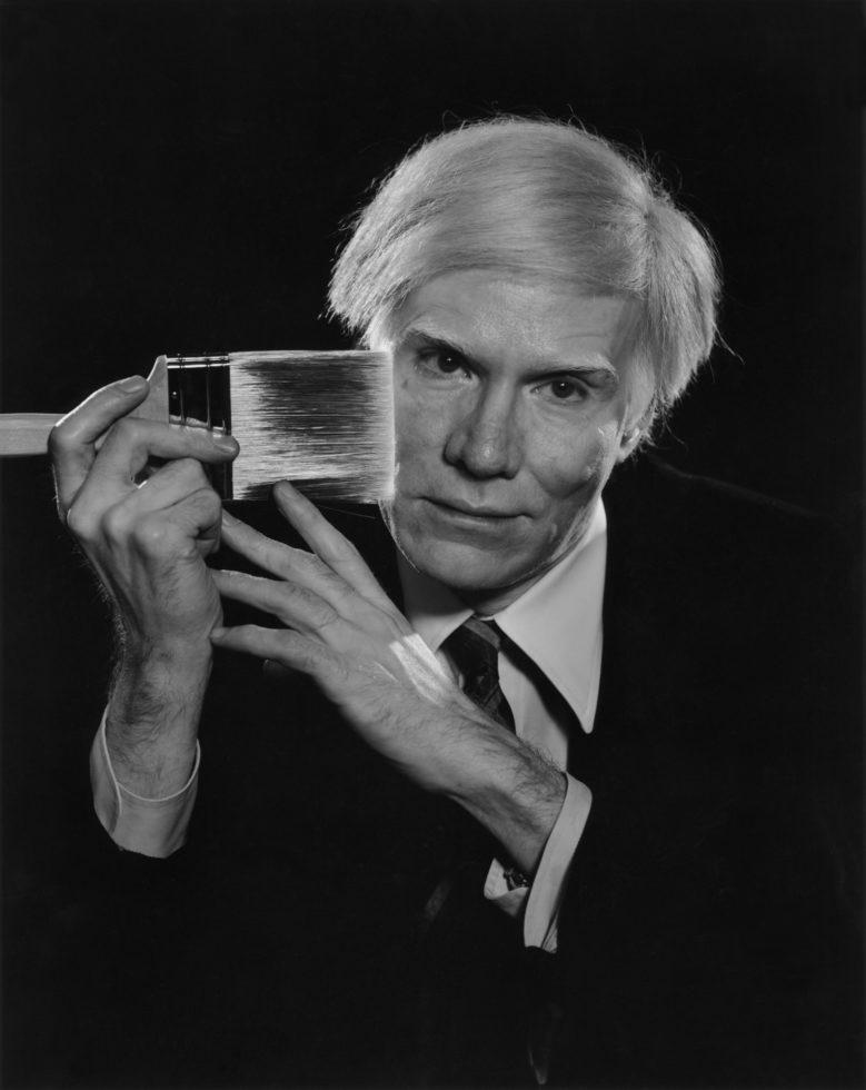 YOUSUF KARSH,  Andy Warhol,  1979