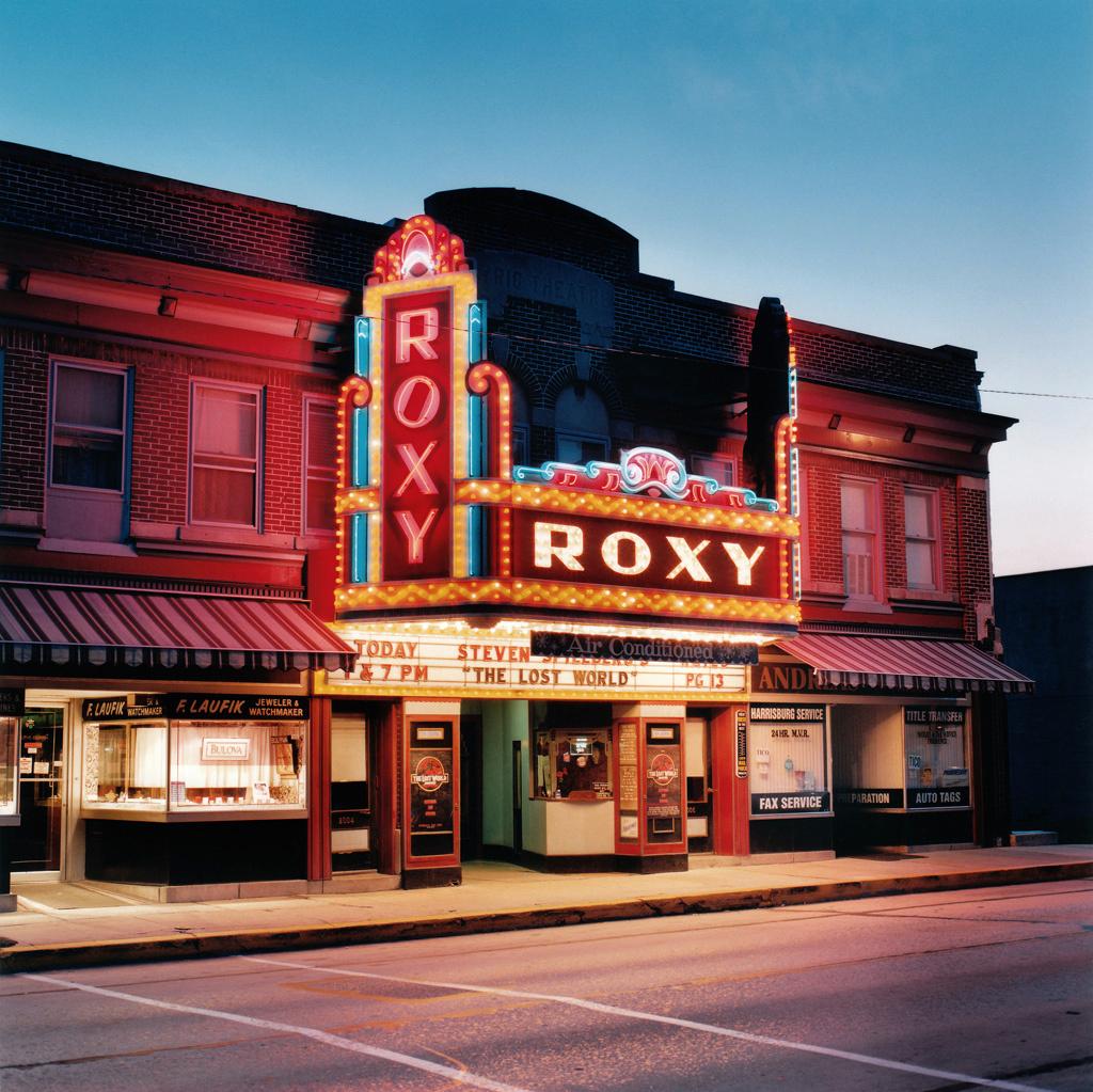 STEFANIE KLAVENS,  Roxy Theatre, Northampton, Pennsylvania