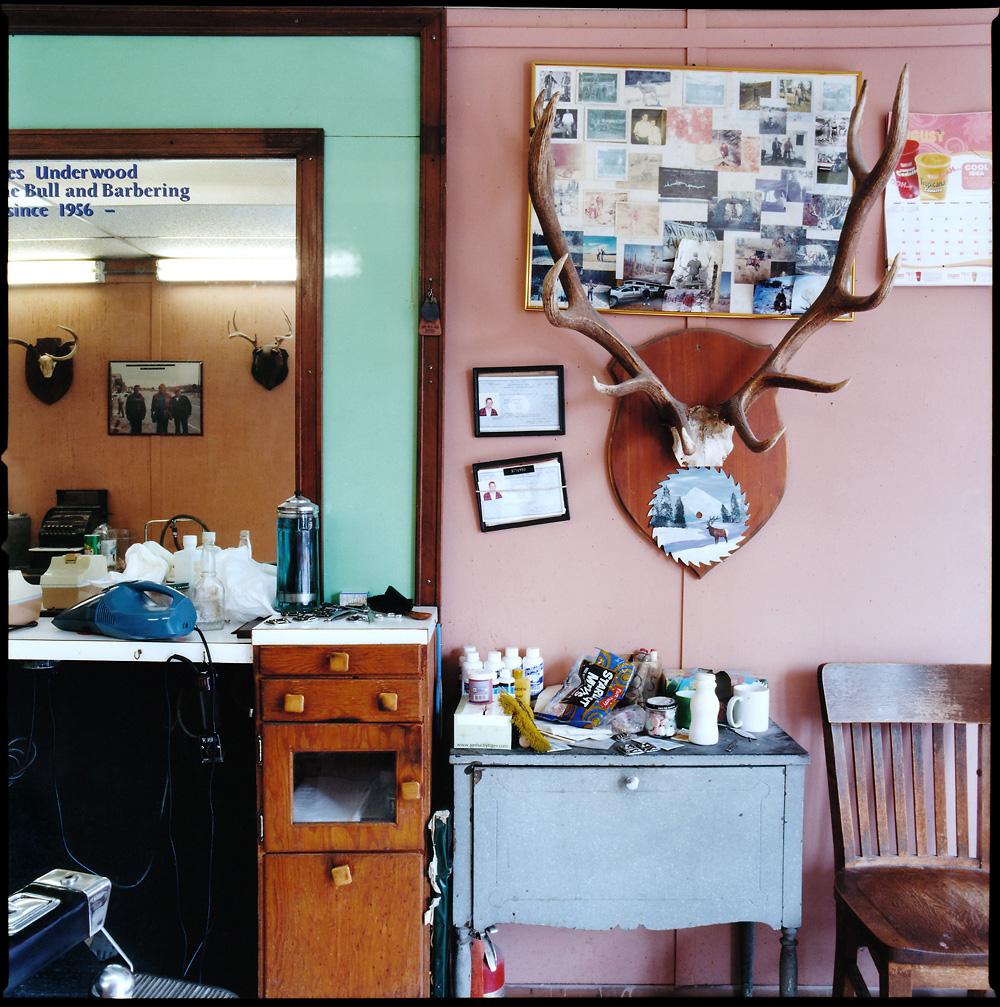 STEFANIE KLAVENS,  Barbershop