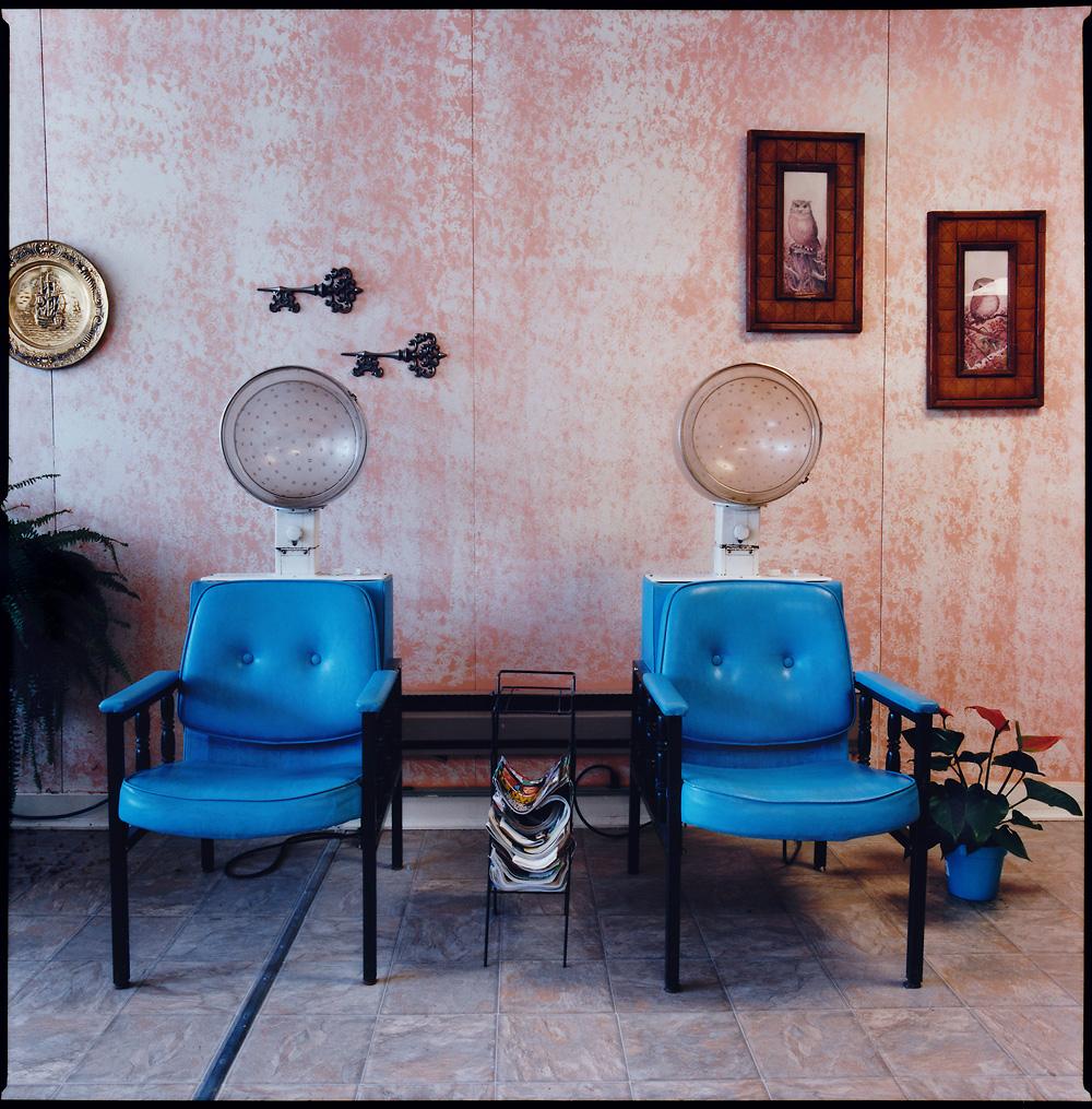 STEFANIE KLAVENS,  Beauty Shop
