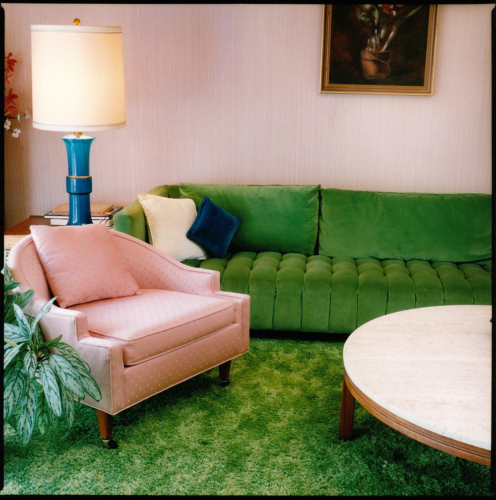 STEFANIE KLAVENS,  Formal Room