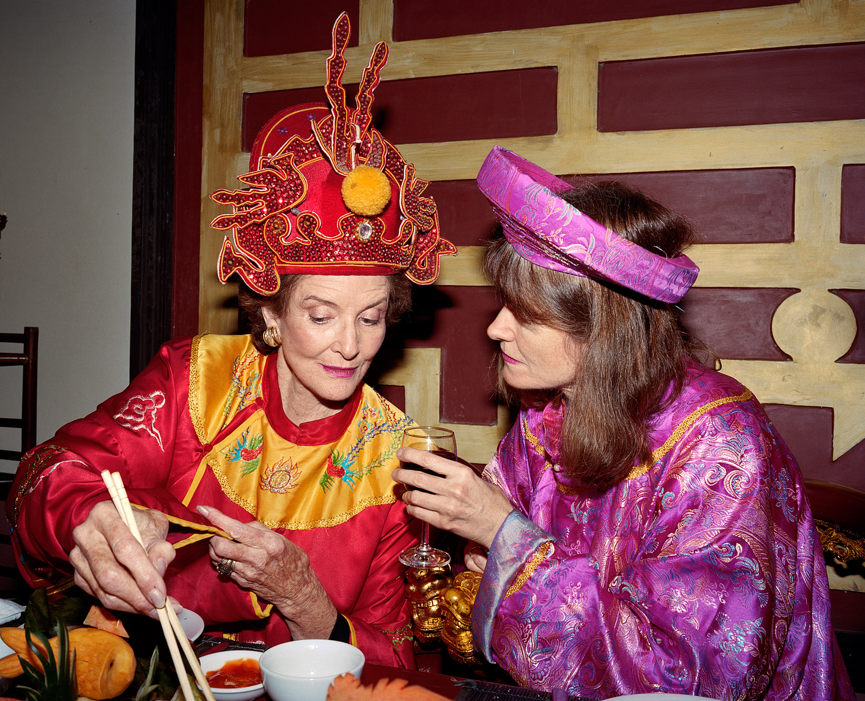 SAGE SOHIER,  Imperial Dinner, Hue, Vietnam,  2008