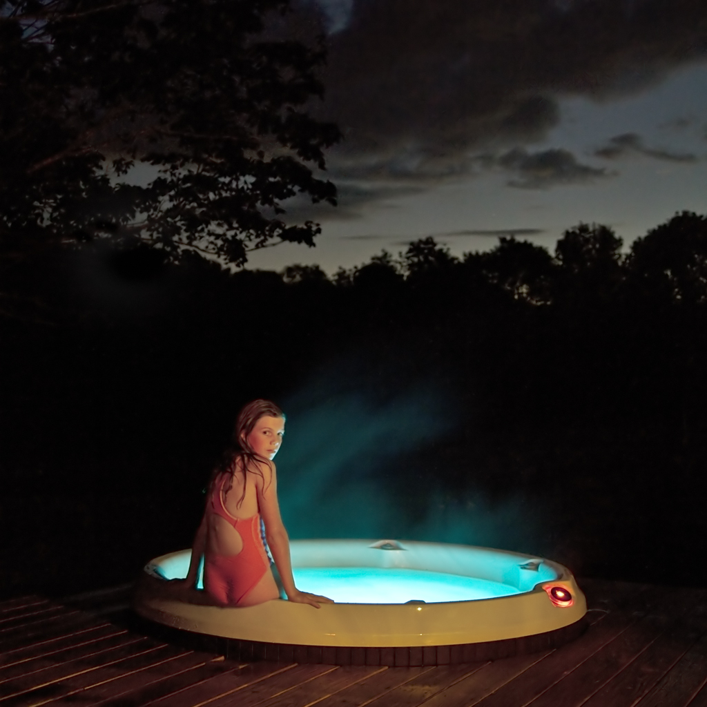 CIG HARVEY,  Syd & the Hot Tub , 2011