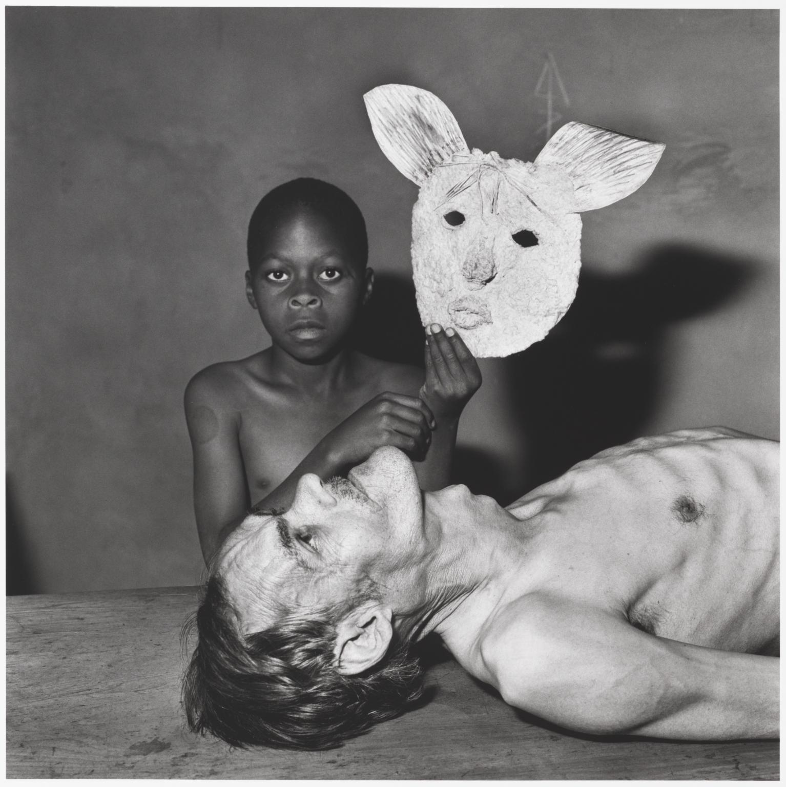 ROGER BALLEN, Tommy, Samson and a Mask, 2000