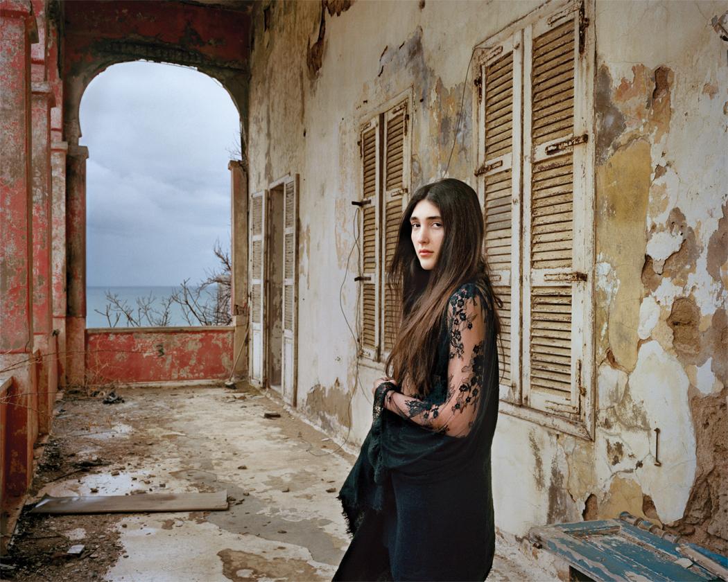 RANIA MATAR, Lea #1, Beirut, Lebanon, 2019