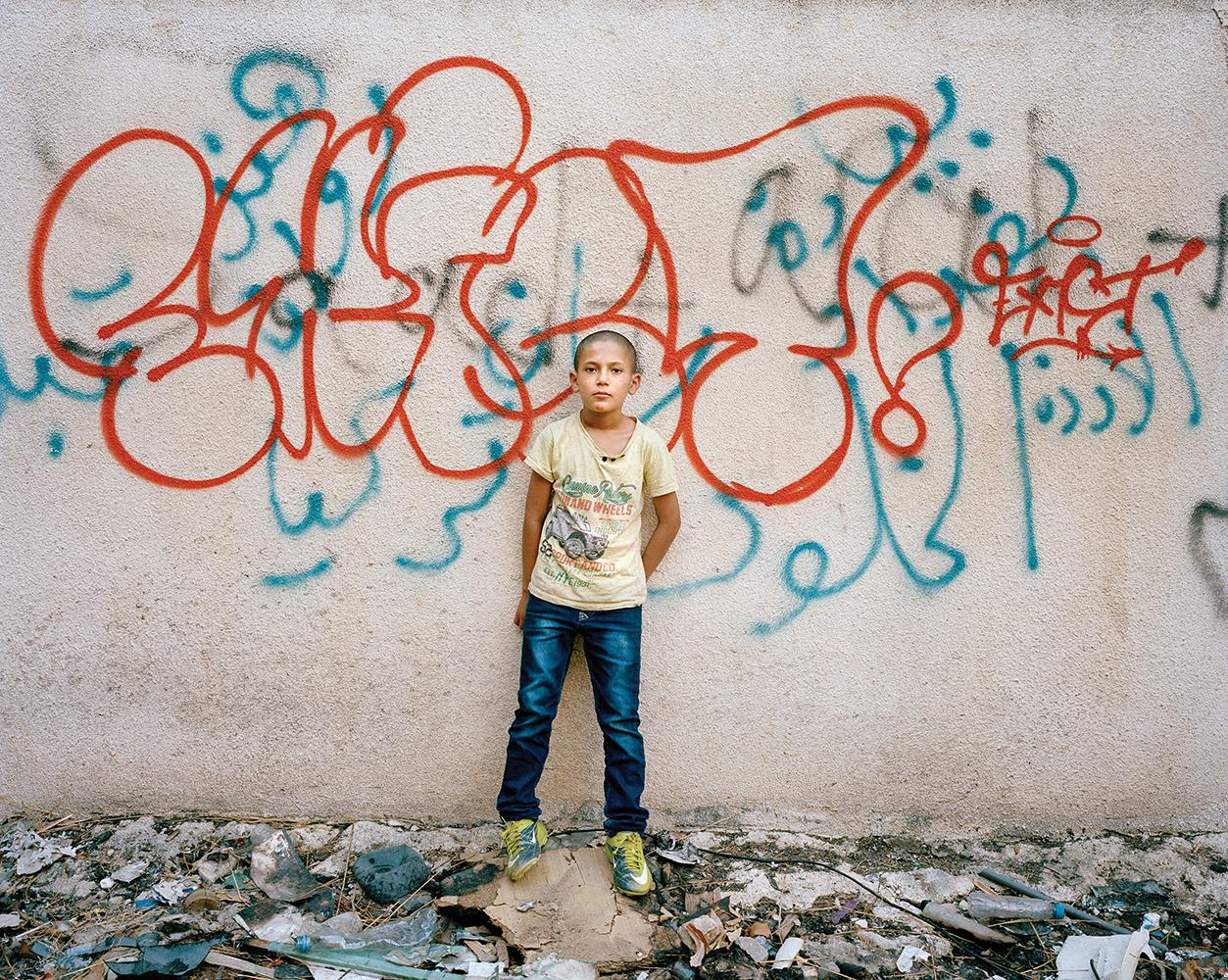 RANIA MATAR, Mohammad 11, Beirut, 2016