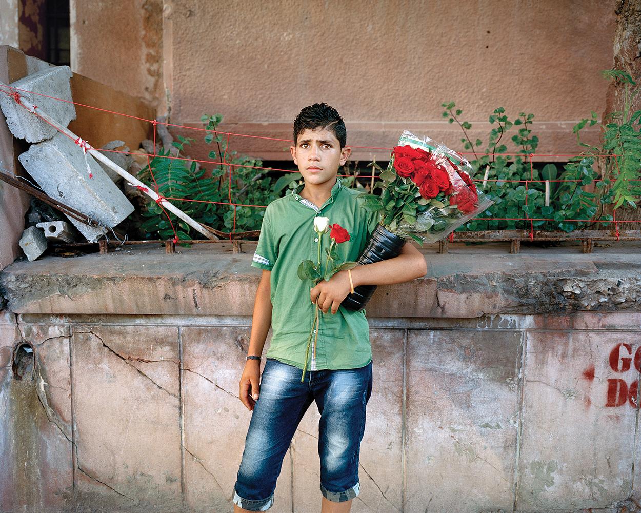 RANIA MATAR, Hassan 15, Beirut, 2014