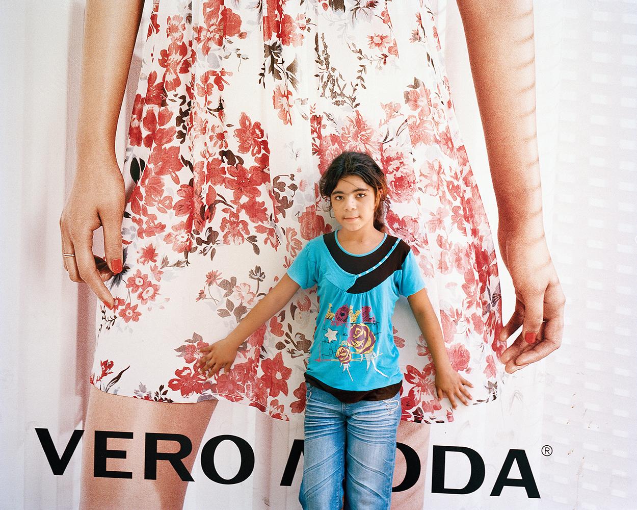 RANIA MATAR, Reem 11 - Vera Moda, Beirut, 2014