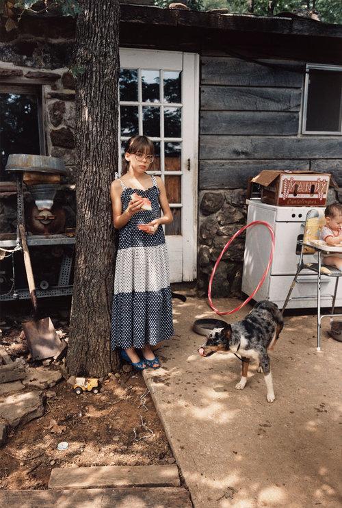 SHERON RUPP,  Elkins, Arkansas , 1987