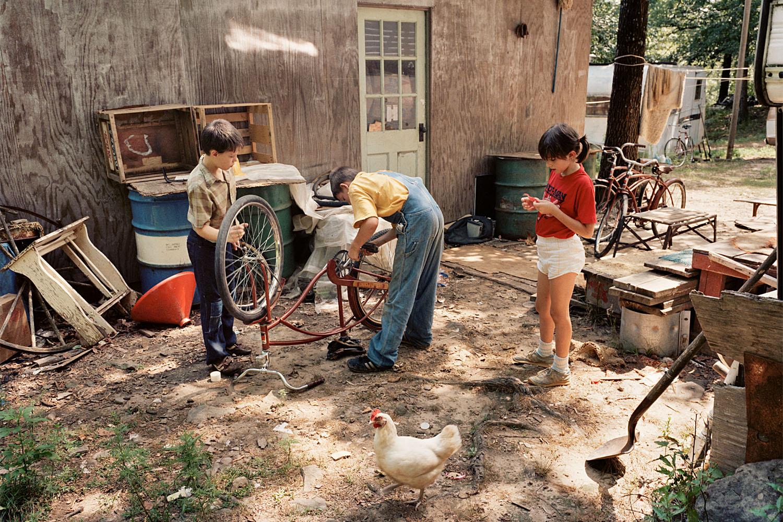 SHERON RUPP,  Elkins, Arkansas,  1987