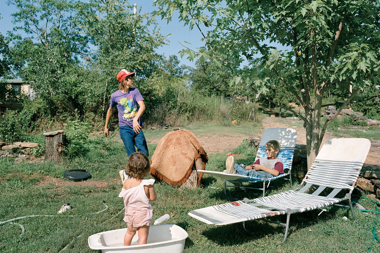 SHERON RUPP,  Chester, Arkansas , 1987