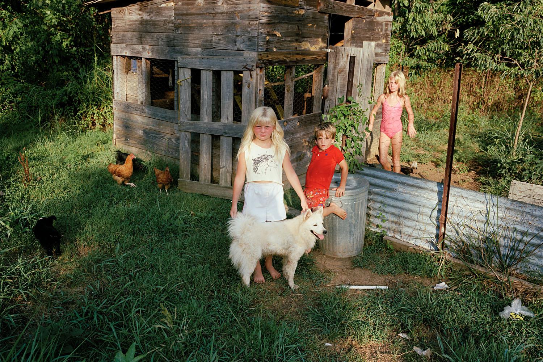 SHERON RUPP,  Chester, Arkansas,  1987