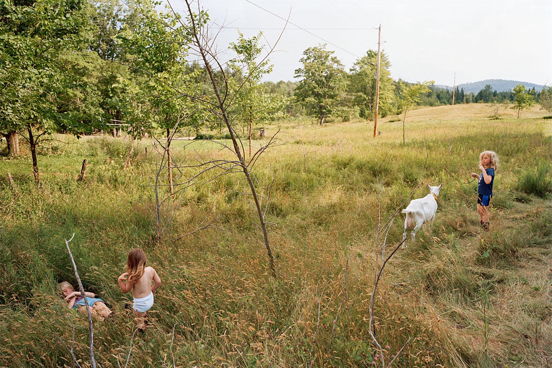 SHERON RUPP,  Newport, Vermont , 1990