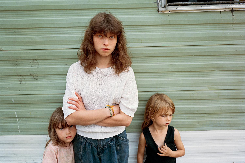 SHERON RUPP,  Sutton, Vermont , 1990