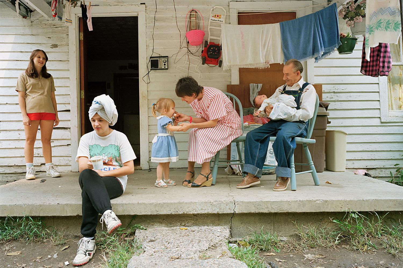 SHERON RUPP,  Array, Kentucky , 1990