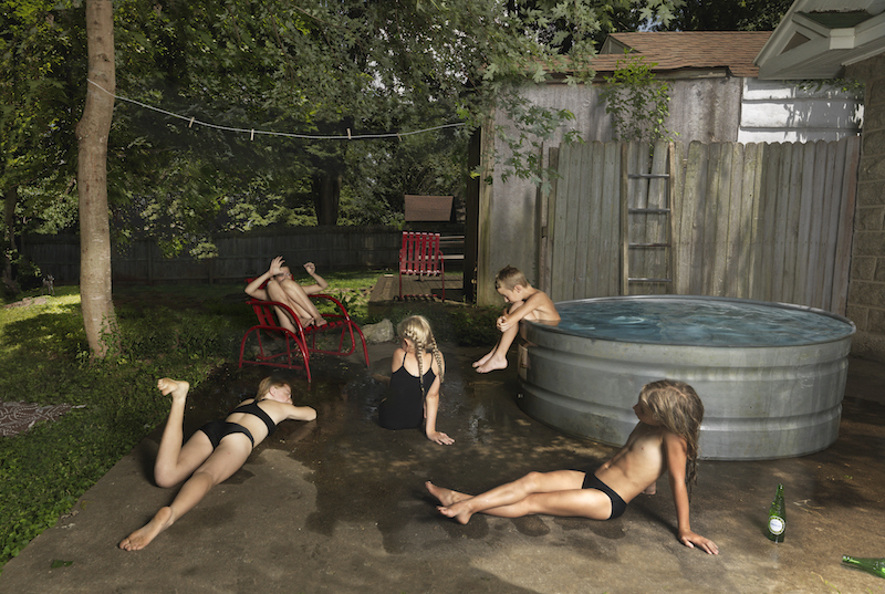 JULIE BLACKMON,  Bathers , 2019