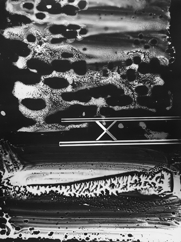 GYÖRGY KEPES,  Untitled photogram , 1982