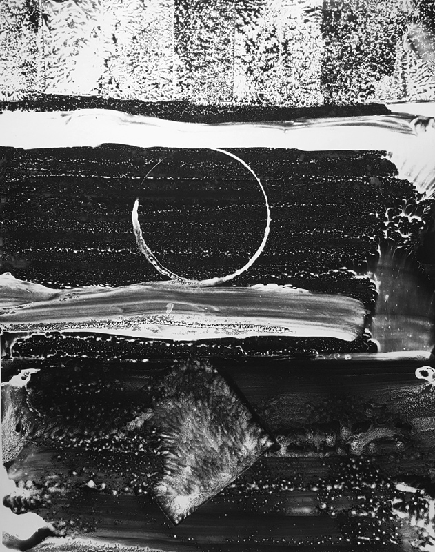 GYÖRGY KEPES,  Untitled photogram , c. 1980