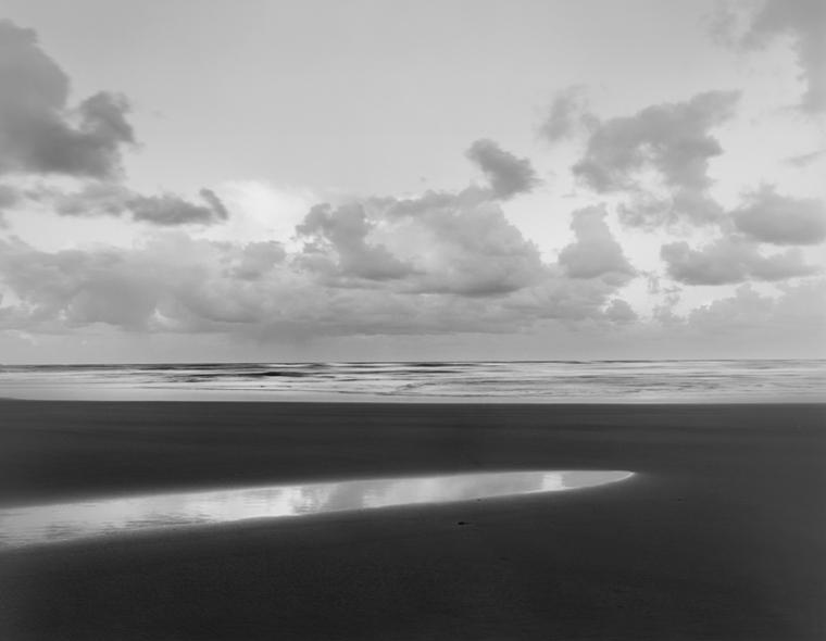 CHIP HOOPER,  Reflections, Tasman Sea, New Zealand , 2005