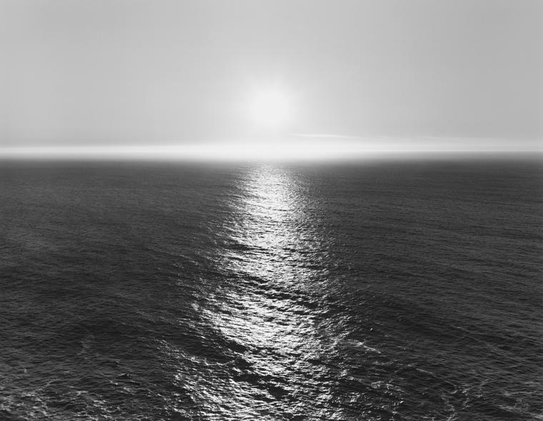 CHIP HOOPER,  Sundown, Hurricane Point , 2000