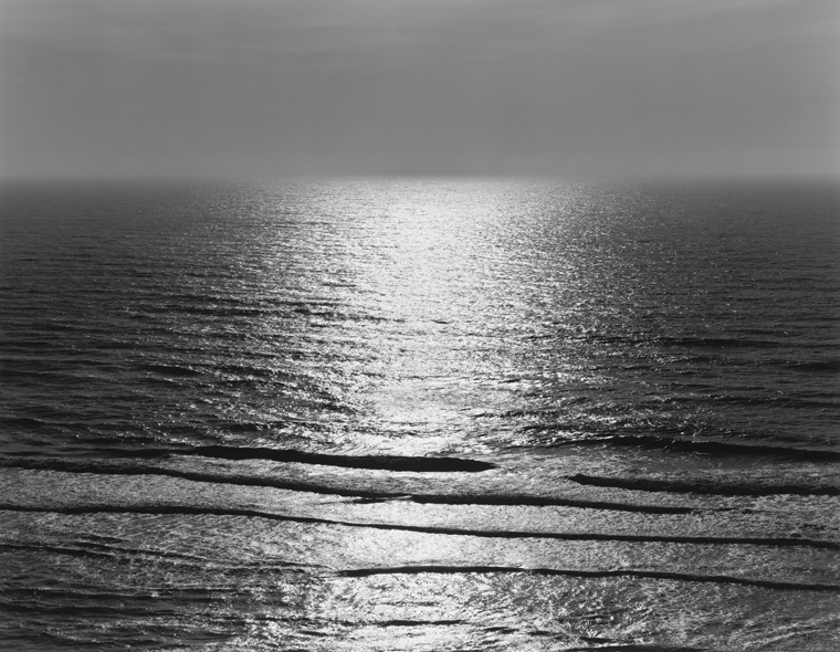 CHIP HOOPER,  Tide, Pescadero , 2001
