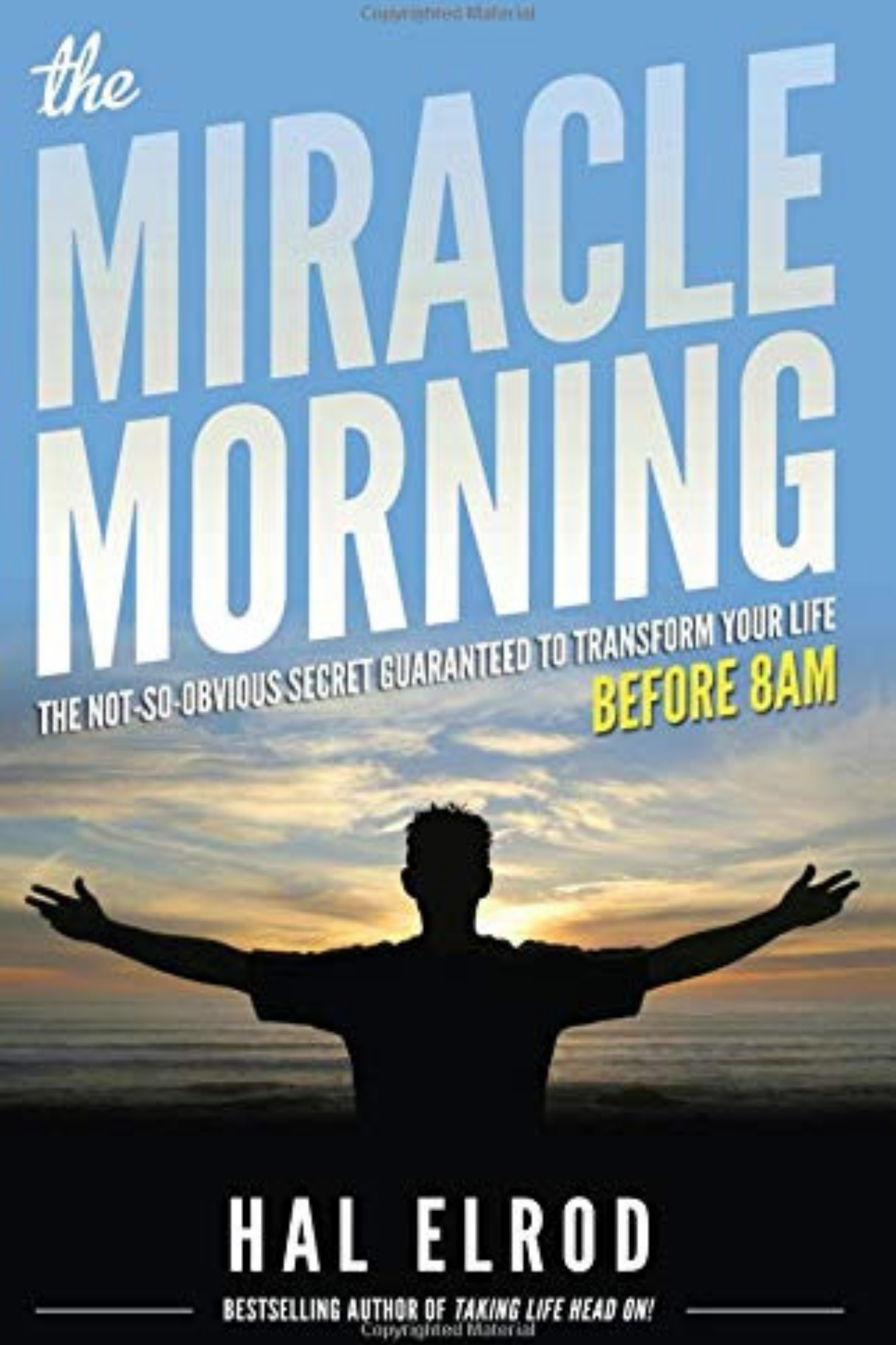 The Miracle Morning Book Hal Elrod Courtney Elmer.png
