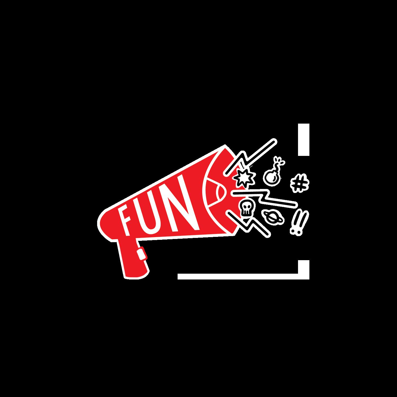 Unfiltered Fun Logo