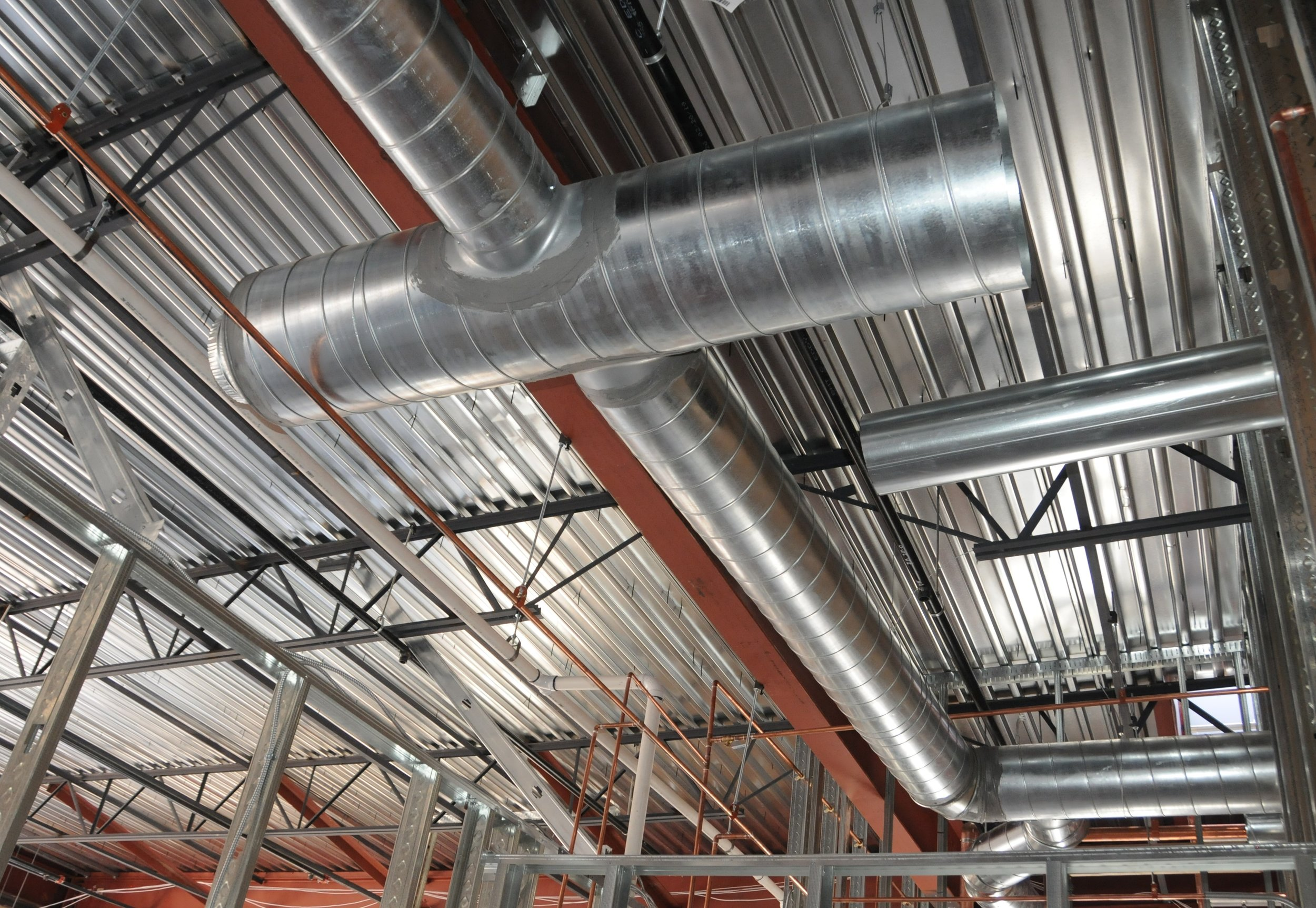 Davis Advisers General Contractor: Chestnut Building & Design Mechanical and Plumbing