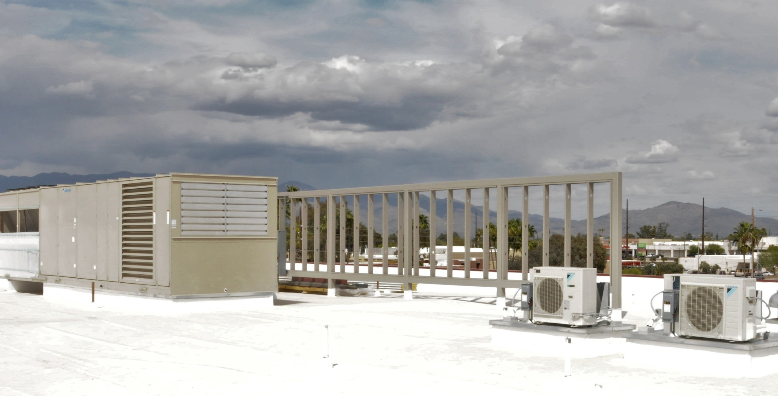 El Rio Medical Center General Contractor: Lloyd Construction Mechanical