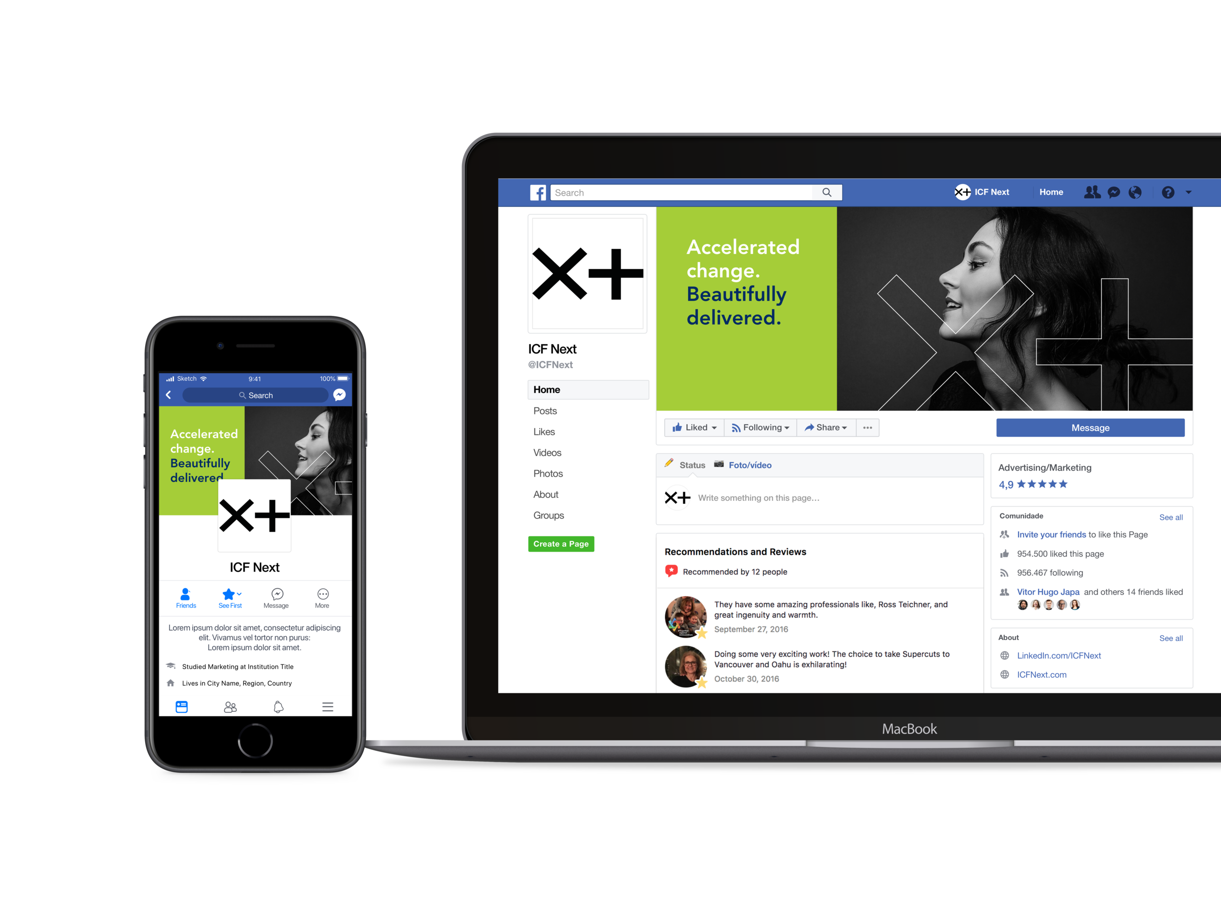 Facebook Profile Layout in Devices.png