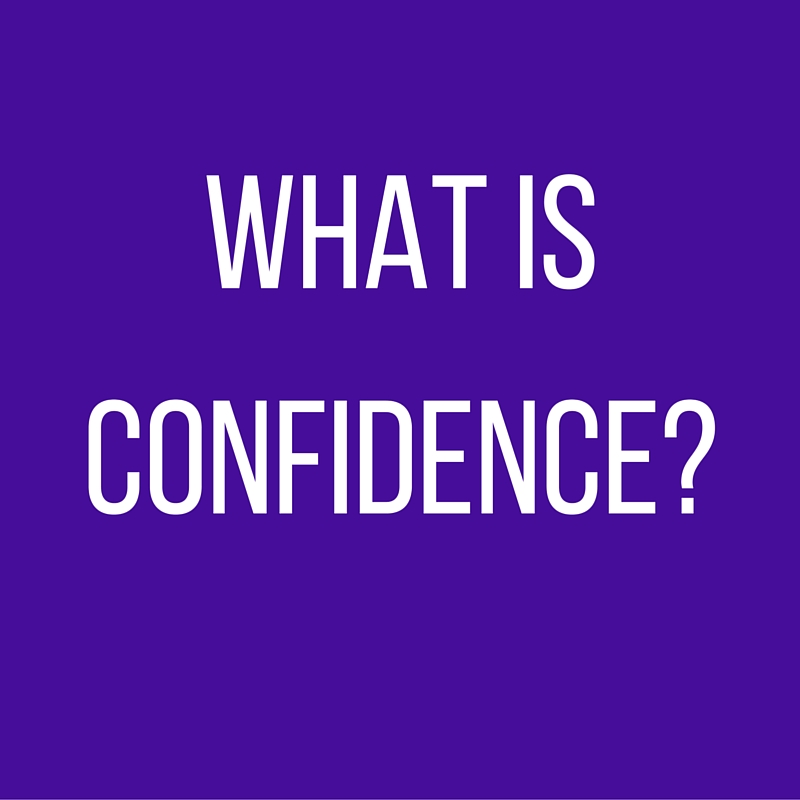 What is Confidence-