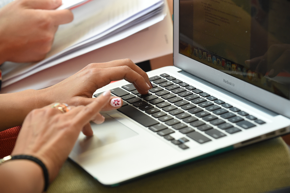 Online -