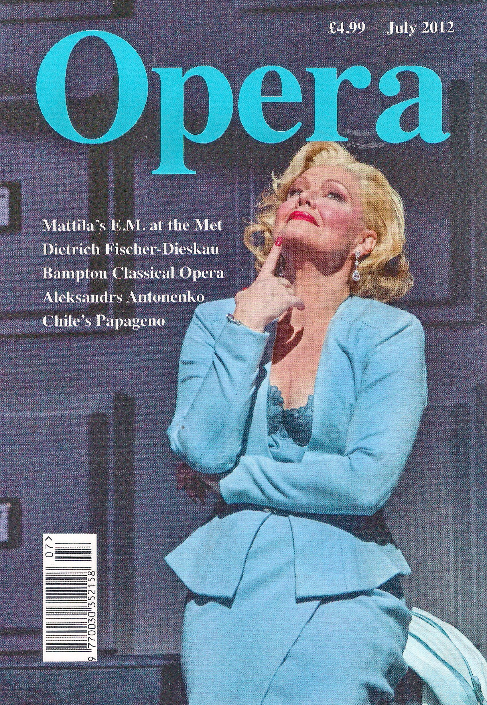 Opera magazine cover (2012) - I Remember the Ship, composed by Jude Obermüller.jpeg