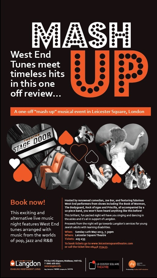 Mash Up concert, Leicester Square Theatre, featuring orchestrations and arrangements by Jude Obermüller.jpg