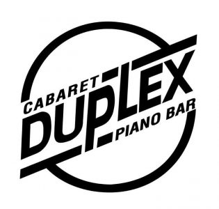 The Duplex Cabaret Bar, Jonathan Demar, directed by Robbie Rozzelle, with composer Jude Obermüller.jpg