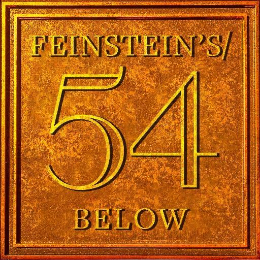 Feinstein's 54 Below, New York City, Paul Baker with composer Jude Obermüller.jpg