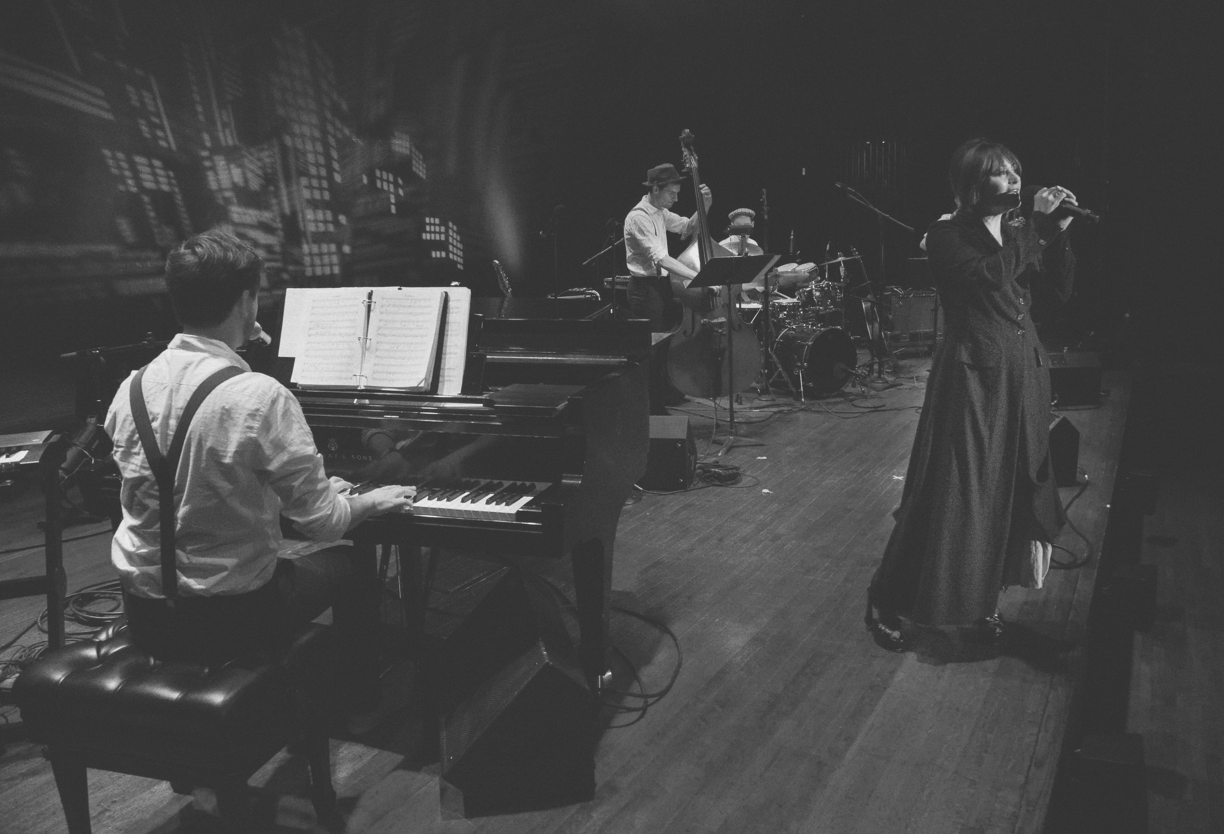 Dress rehearsal @ Kennedy Center (photo Simon Hanning)