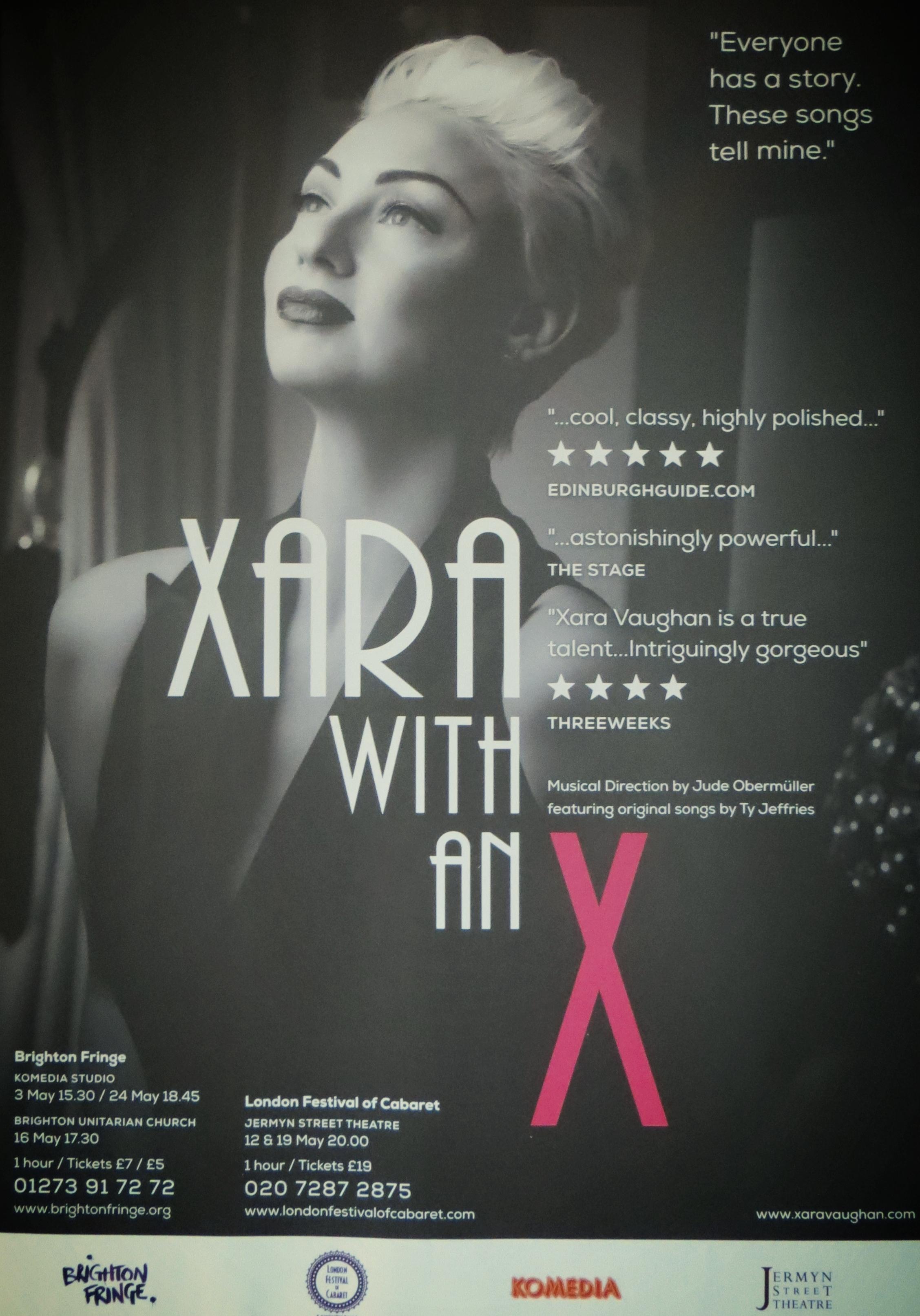 Xara with an X 2014